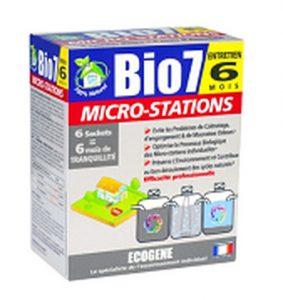 Microstations Bio7 Entretien
