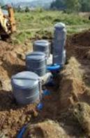 montaż zbiorników